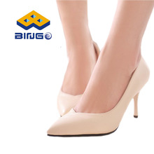 Bingo 2015 spring and autumn new European style sexy pointed fine with women's shoes fine with bare light color mouth high-heele