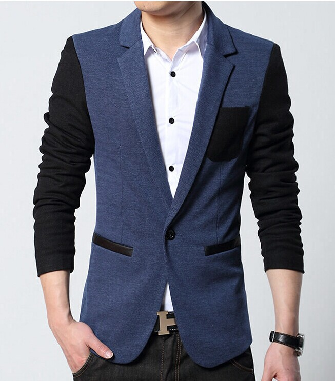 Blazer Pink Picture More Detailed Picture About New Style Suit Men Brand Casual Jacket Latest