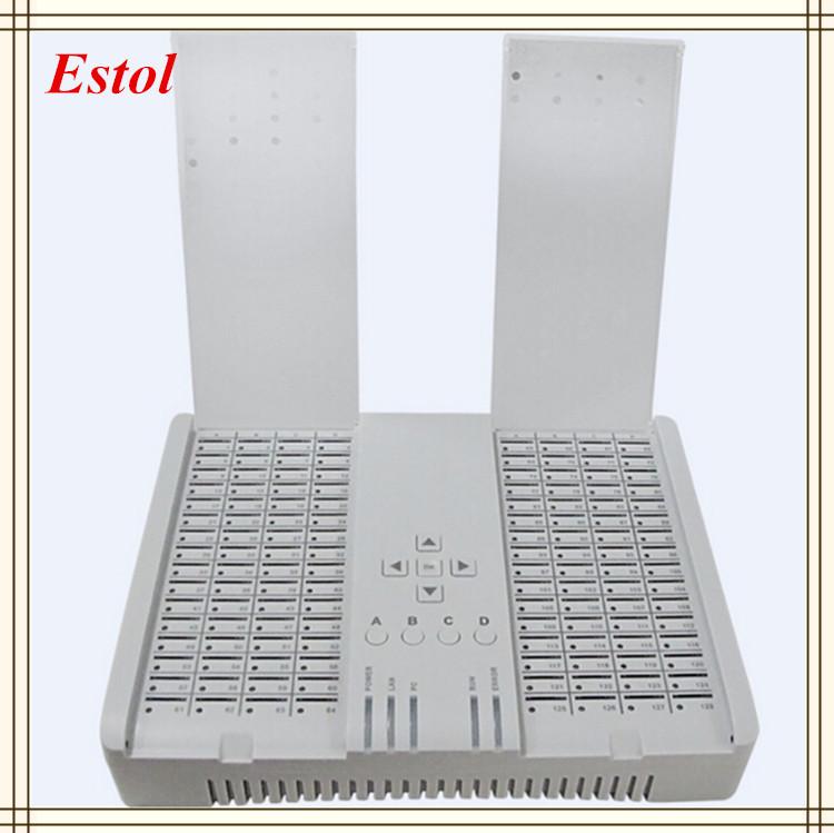 Remote control sim bank 128 port channel 128 sim cards working with DBL GOIP1/4/8/16/32,avoid SIM card block GSM sim server(China (Mainland))