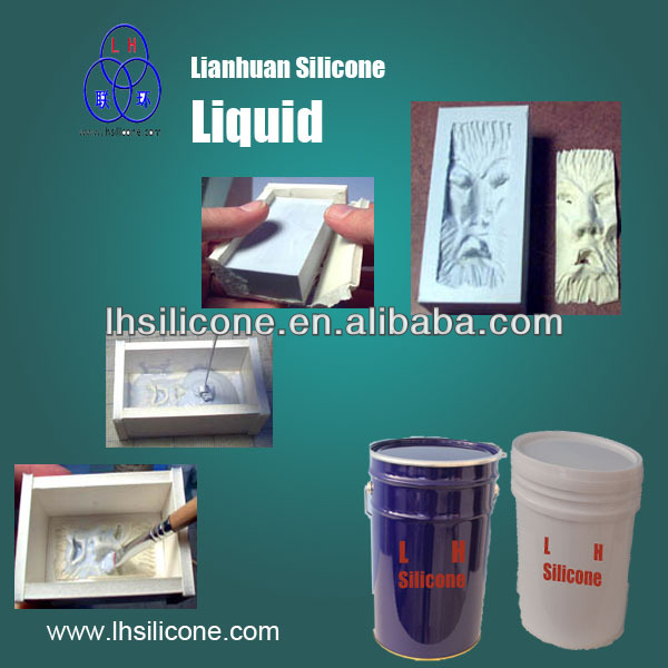 Wholesale Silicone Mold RTV2/Liquid Silicone Rubber/Factory Prices Raw(China (Mainland))