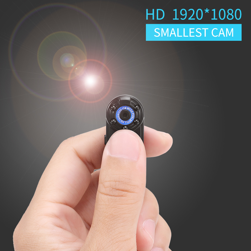 Smallest Portable 1080P Full HD 720P Dual Mode Mini DV Cam Camcorder Micro Infrared Night Vision Motion Detection Cam DVR Spy(China (Mainland))
