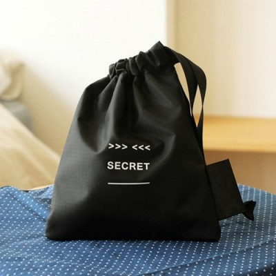 BF050 Private bag waterproof bag secret pouch 16*12cm free shipping(China (Mainland))