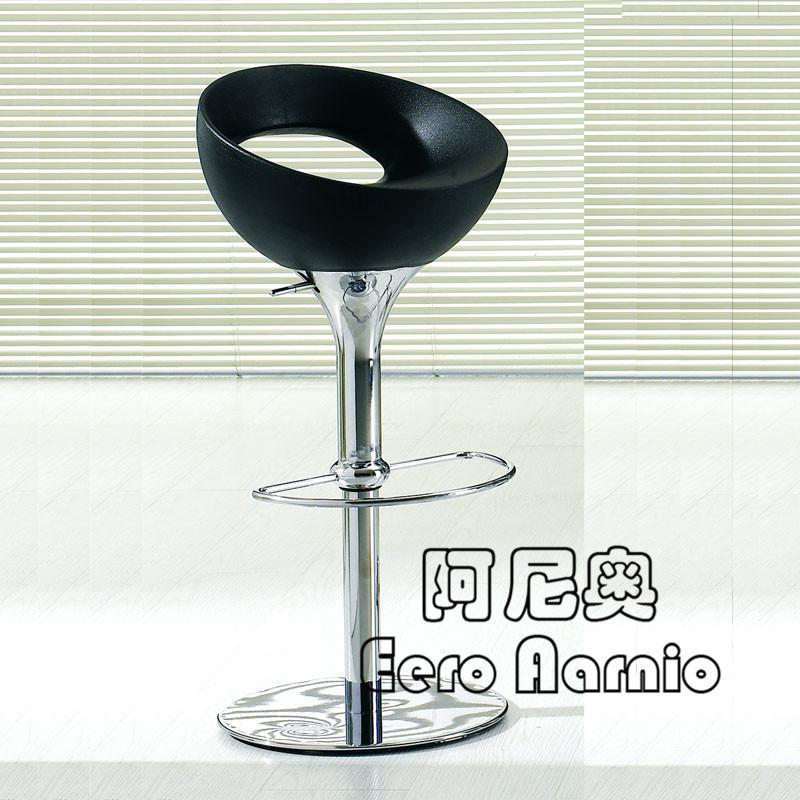 Master design classic plastic lift bar stool sales office reception desk chairs SC0181(China (Mainland))