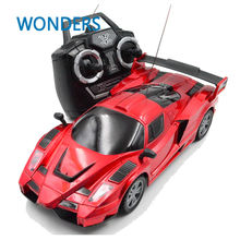 Buy 1/24 Drift Speed Radio 4 channel Remote Control Car RC RTR Truck Racing Car Toy Xmas Gift Remote Control RC Cars for $10.84 in AliExpress store