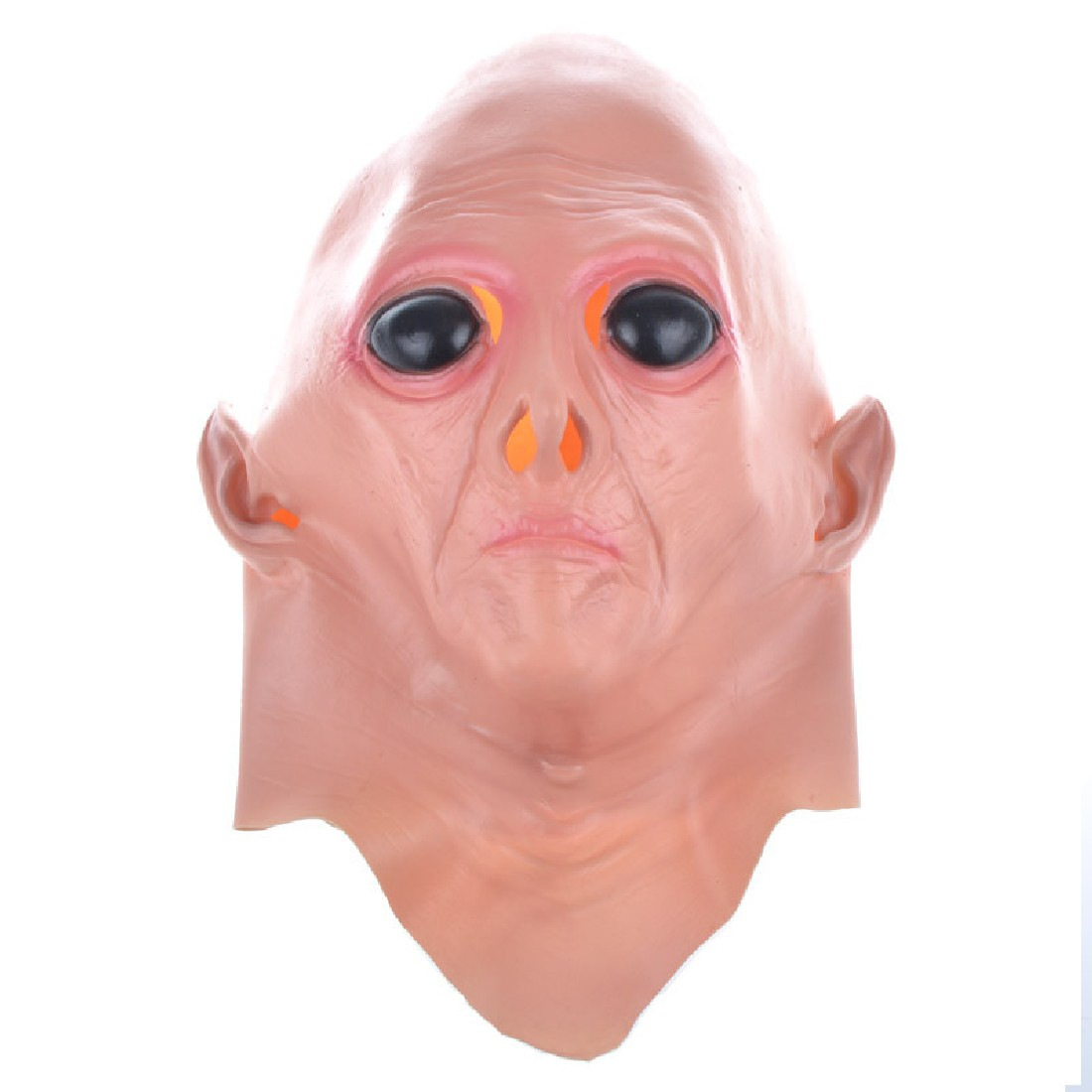 Wholesale-Hot Sale Scary Silicone Face Mask Alien Ufo Extra ...