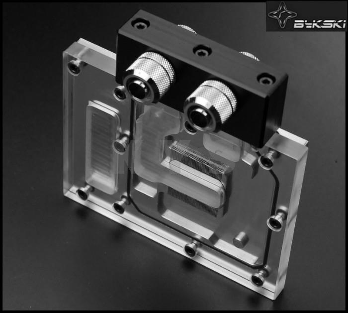 Bykski N-AS96OC-X for ASUS GTX 960-DC2OC-2GD5 VGA Water Cooling Block<br><br>Aliexpress
