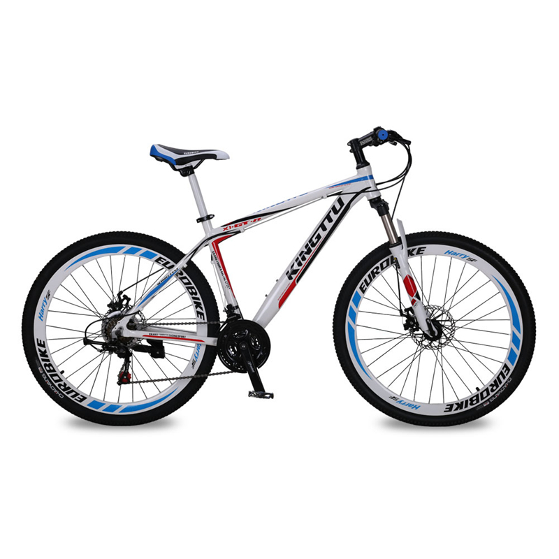 Cyrusher New Aluminum Alloy Mountain Bicycle Double Disc Brakes 27.5 inch 21 Gears Mountain Bike Cycling Bicycle(China (Mainland))