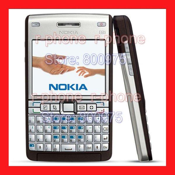 e61i Refurbished 100% Original NOKIA E61i Mobile Cell Phone GSM Quadband Unlocked Wifi 3G Smartphone & One year warranty(China (Mainland))