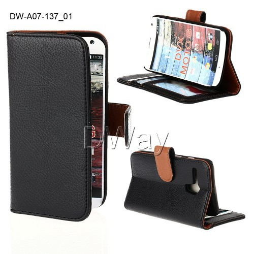 New Stylish Stand Wallet PU Leather Flip Book Pouch Cover For Motorola G Case With Card Holder Wholesale 30PCS Free Shipping