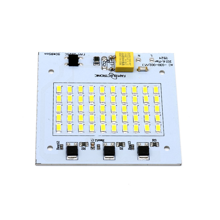 New style avoid driving 220V directly Super bright Smart IC SMD 5730 LED Beads Chips Lamp 30W50W100W Cold White(China (Mainland))