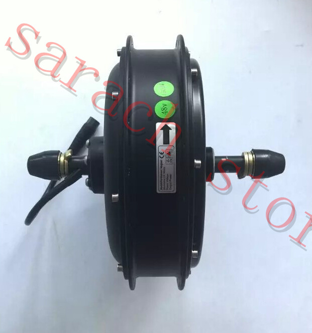 Pd750 Electric Motor Kit: 1500W 48V Electric Hub Motor , Electric Scooter Motor