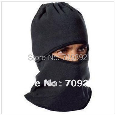 Bike Motorcycle Ski Snow Snowboard Sport Neck Winter Warmer Face Mask New Black and grey