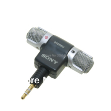10pcs NEW ECM-DS70P Electret Condenser Stereo Microphone free shipping