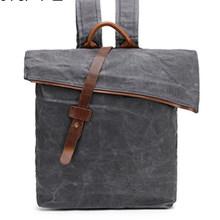 Черный/хаки/серый/кофе/армия зеленый рюкзак холст школьная сумка туристические рюкзаки для подростков мальчиков Тетрадь bagpack компьютерные ...(China)