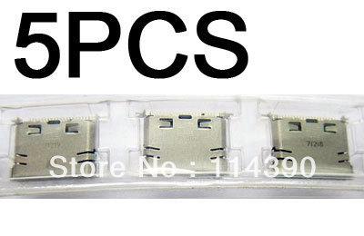 5X new Charging Connector plug jack for Samsung E900 D520 D900 D820 U700 U600