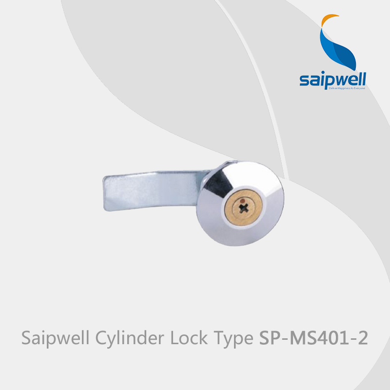 Saipwell Industrial / Kitchen Cylinder locks for Cabinet / Electrical Cabinet lock SPMS401-2 in 10-PCS-PACK<br><br>Aliexpress