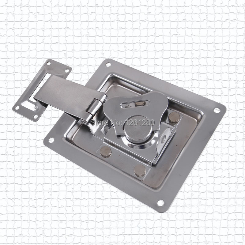 free shipping metal hasp Butterfly lock airbox lock padlock hardware box clasp bag buckle Luggage accessories supply tool case<br><br>Aliexpress