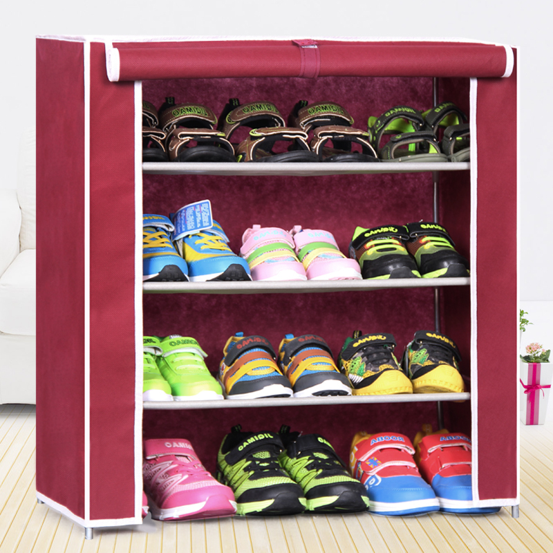Snow shoe thick dust layer of non-woven cabinet 3 simple Specials<br><br>Aliexpress