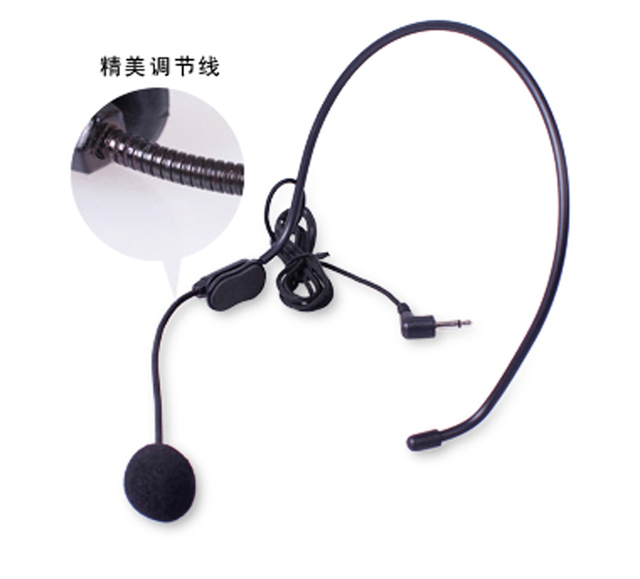 Headset wired microphone multimedia sound