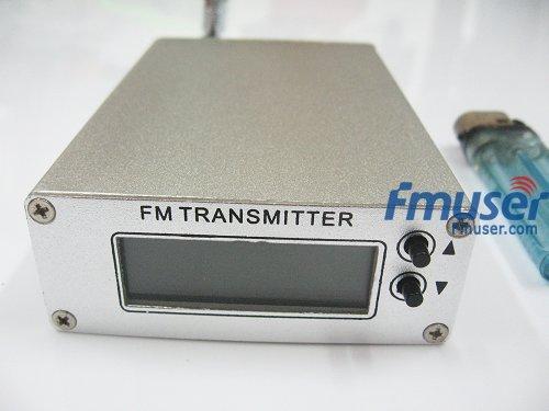 0.5W CZH-05A Fm transmitter PLL 87-108Mhz radio Broadcast free shipping(China (Mainland))
