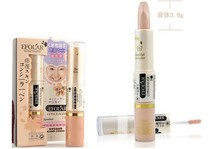 2015 New hot sale Foundation Hide Blemish Dark Circle Cream Concealer base Liquid Lipgloss camouflage contouring