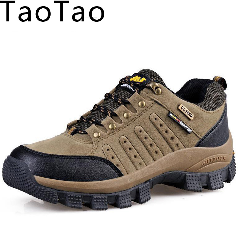 New High Informal Outdoors Climbing Shoes Men Winter Boots Mountain Designer Comfortable Walking Shoes Women D075(China (Mainland))