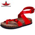 CoolFar Summer Hgladiator sandals women hot sale in 2017 beach sandals gladiator sandals summer Woman s