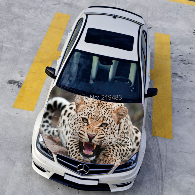 ... Sticker Exterior Accessories Leopard Decals Voiture Stickers Design