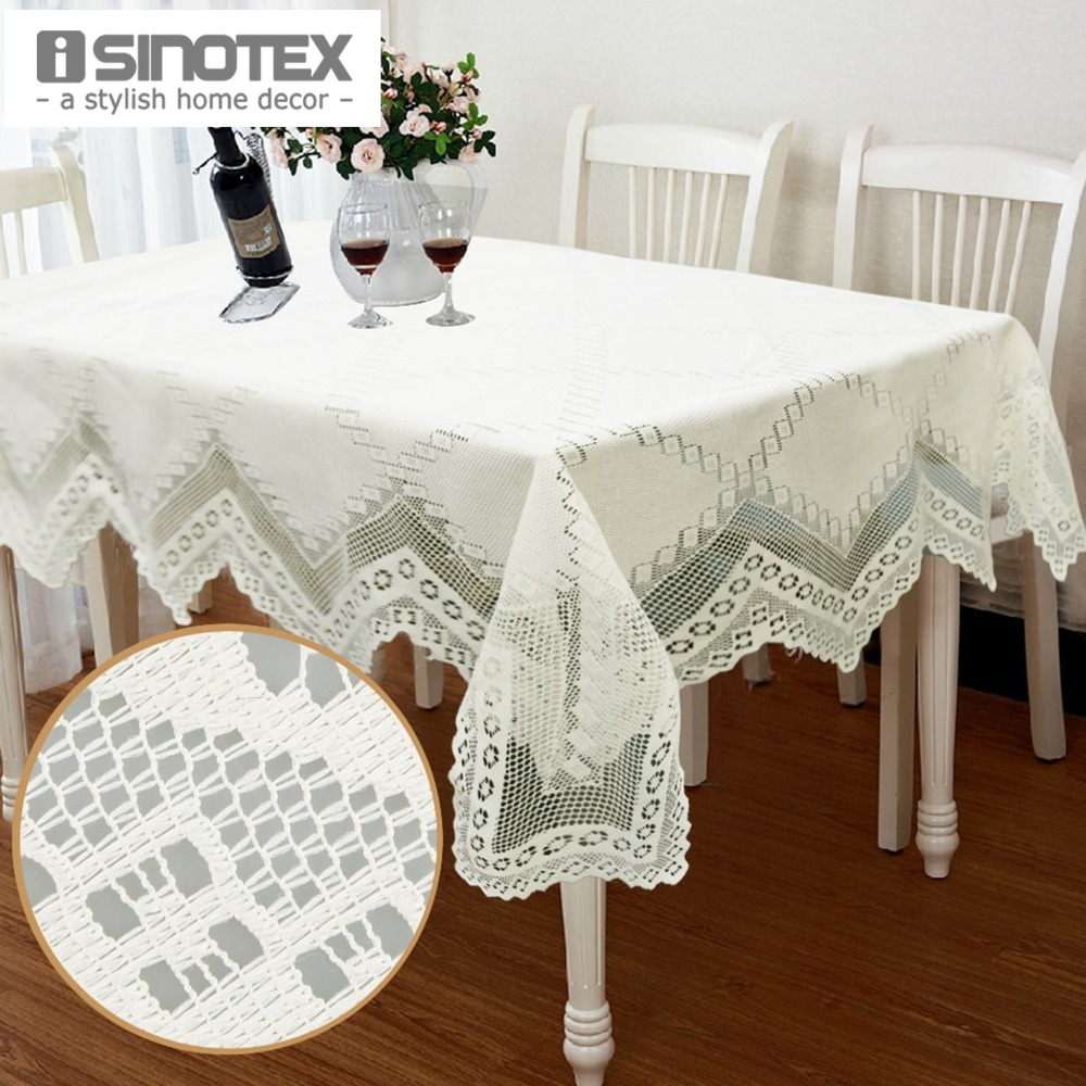 Extra Large Lace Table Cloth Tablecloth Vintage Hollow Out toalha de mesa Table Cover Party Knitting Hollow Out(China (Mainland))