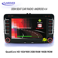 FREE SHIPPING car dvd player original OEM style android 5 1 for Seat leon altea toledo