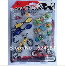 Freies verschiffen Finger skateboards, Finger fahrrad, Pädagogisches spielzeug, geburtstagsgeschenk für jungen(China (Mainland))