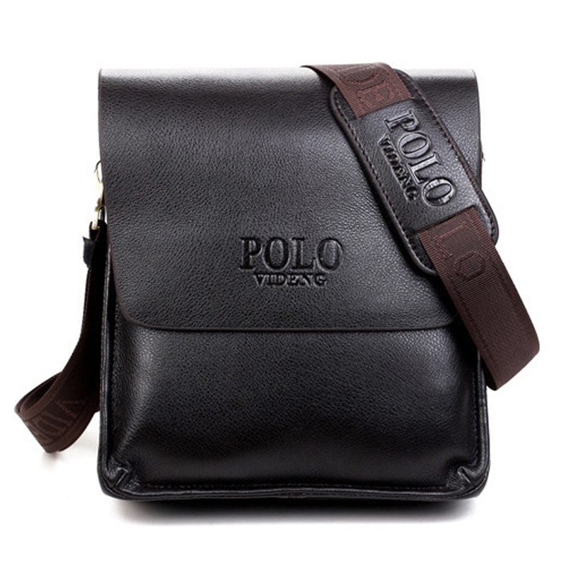 ANNY - Famous Italian Brand Men's Bag Small Business Briefcase Vintage Leather Messenger Bag Fashion Flap Crossbody Bags For Men(China (Mainland))