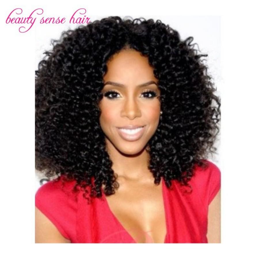 Hot sale deep wave U part wig natural color 150 density unprocessed Brazilian human hair U part wigs for black women<br>