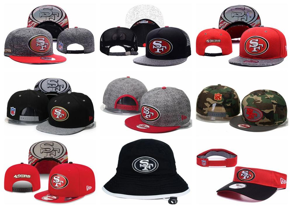 2016 new arrival,fast shipping,San Francisco 49ers snapbacks,SF 49ERS hats gorras bones hats(China (Mainland))