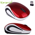 CARPRIE Wireless Mouse Cute Mini 2000 DPI Optical Computer Cordless Mice For PC Laptop Notebook Jan18