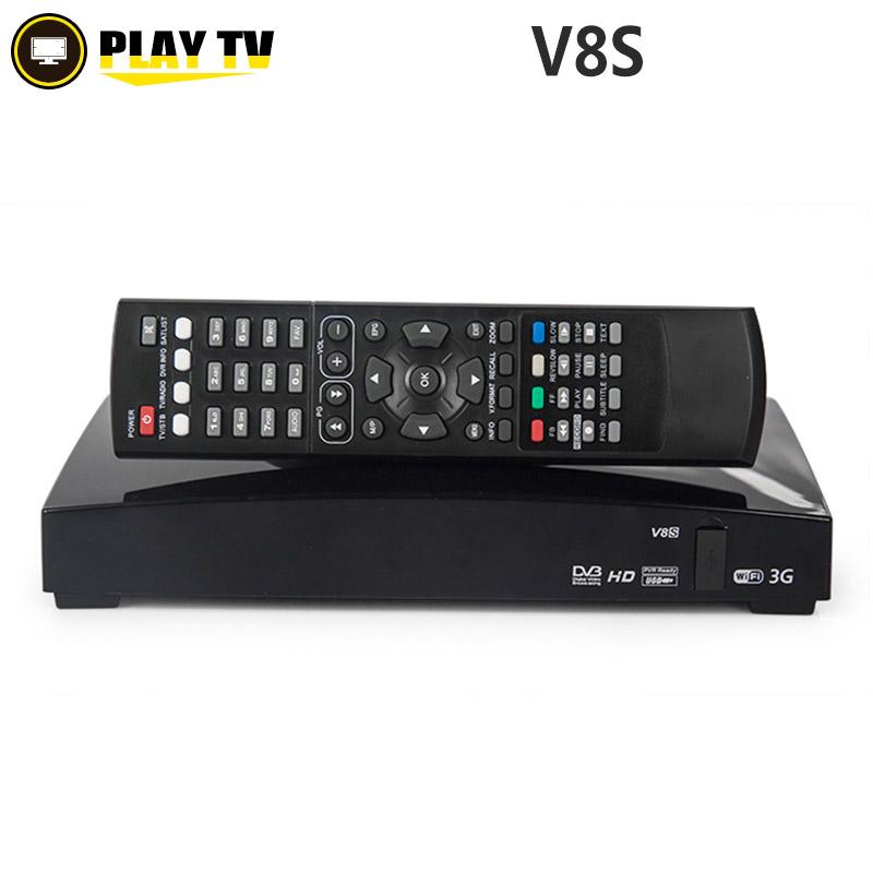 10pcs Original Openbox V8S Digital Satellite Receiver S V8 S-V8 Support WEBTV Biss Key 2x USB Slot USB Wifi 3G<br><br>Aliexpress