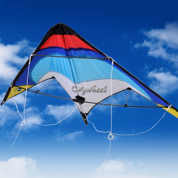 New item outdoor Toys flying Kite Kids Gift Flying Fish Funny Outdoor Sports Activities power kite Factory Outlet 38(China (Mainland))