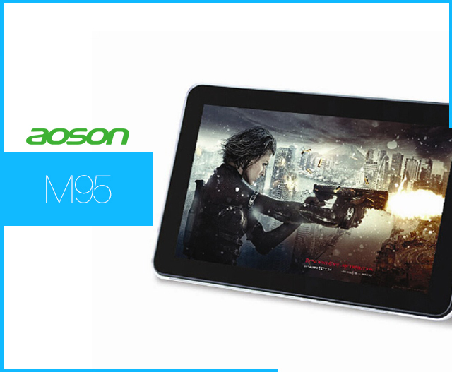 Best Selling Aoson M95 Tablet PC Allwinner A33 9 inch HD PC Capacitive screen wifi 3G MID(China (Mainland))