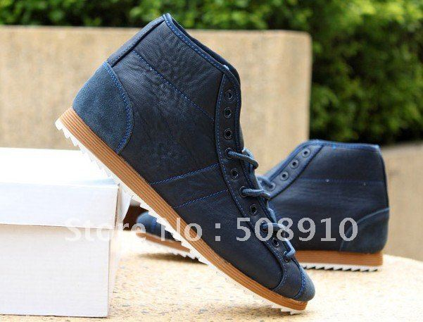 2011 men's boots fashion personality male boots tooling boots tide boots
