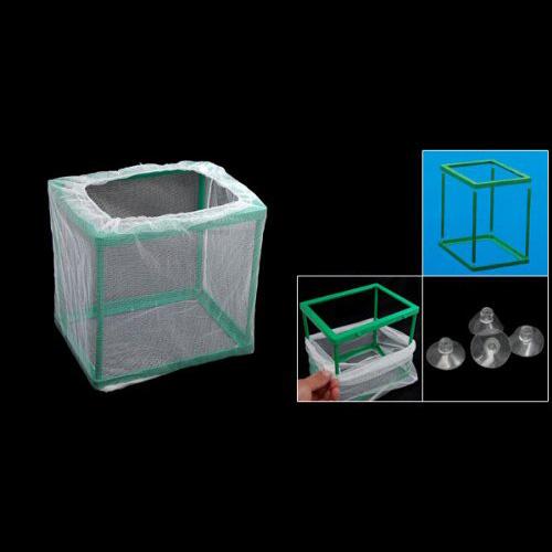 Boutique New Dual Net Breeder Aquarium Fish Tank Fish Breeding House Hatchery fry trap(China (Mainland))