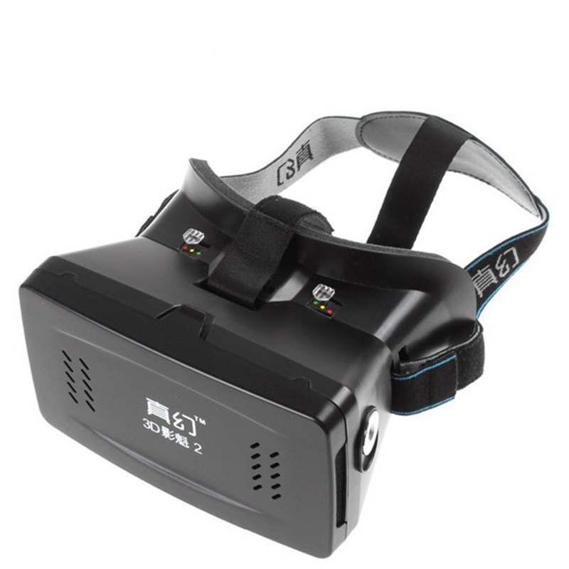 3D VR Glasses For Samrtphone VR Box 2.0 3D VR Virtual Reality Glasses For Iphone 6 6s 7 Universal 3.5 to 6 inch Mobile Phone(China (Mainland))