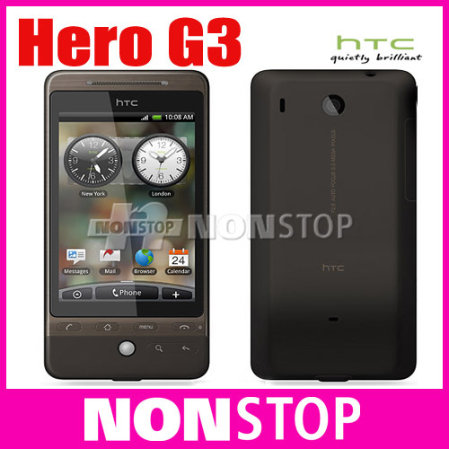 G3 Original HTC G3 Android G3 Mobile Phone GSM 5MP WIFI Unlocked Smartphone One year Warranty(China (Mainland))