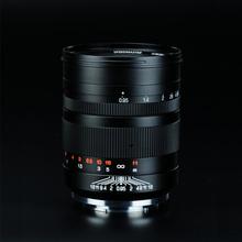 *New Ver.* MITAKON Speedmaster 50mm f/0.95 w/hood for Sony FF full frame A7 A7r A7s by ZHONGYI(China (Mainland))