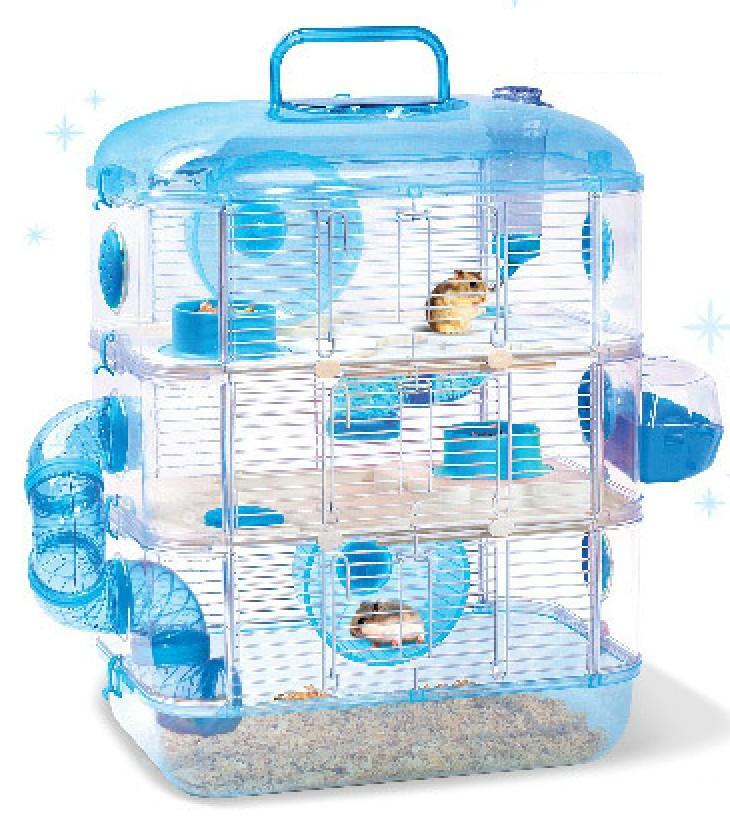 super large hamster cage hamster cage hamster crystal. Black Bedroom Furniture Sets. Home Design Ideas