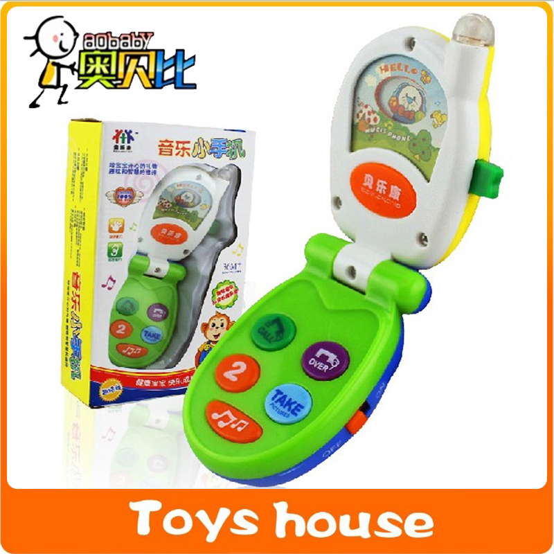 Toys For 0 12 Months : Toy phone playgro baby toys months musical for