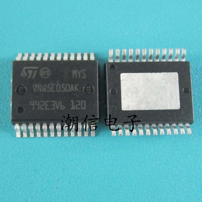 Free Shipping!! VNQ5E050AK [SSOP-24] car computer board chip a new original can be bought directly(China (Mainland))