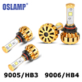 Oslamp 9005 HB3 9006 HB4 CREE chips LED Car Headlight Bulb 60W 6000K Auto Headlights Fog