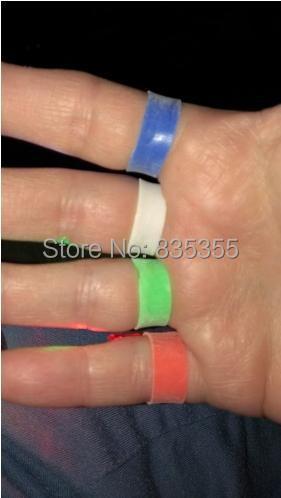 Finger Flashlights - LED Finger Lamps - Rave Finger Lights(China (Mainland))
