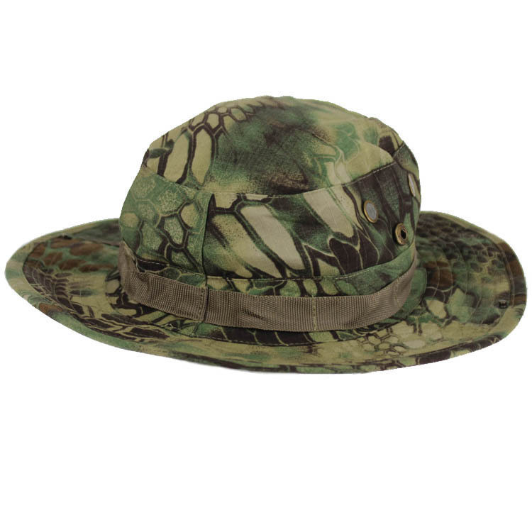 Tactical-Mandrake-Boonie-Hat-Kryptek-Pattern-US-Military-Rip-stop-Cap-Hat-for-Camping-Hiking-Hunting