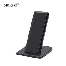 MuRexa stand type Qi Wireless Charger 5W/10W Fast Charging Samsung Note 5 S6 Edge S7 5V-2A / 9V-1.67A - LOVE WIN INDUSTRIAL Co., Ltd. store